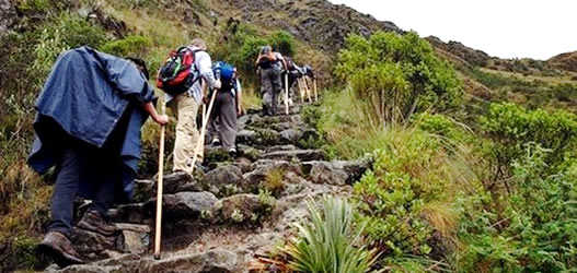 Escorted Christmas Inca Trail to Machu Picchu